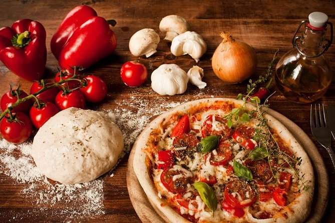 Pizza Training Experience. Como Area