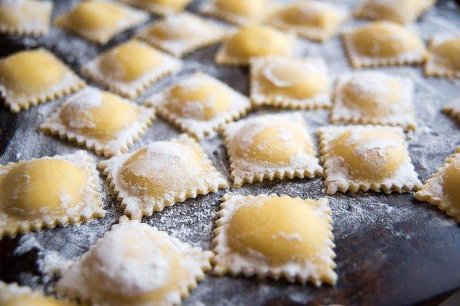 Learn How to Make Homemade Pasta. Como Area