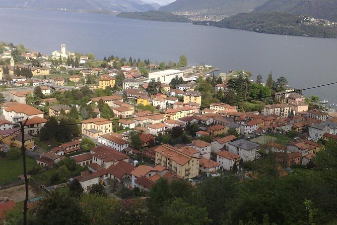 Lake Como and the Fall of Fascism