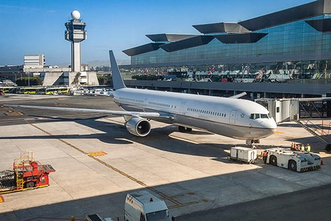 Transfer: Guarulhos International Airport to Sâo Paulo Hotels