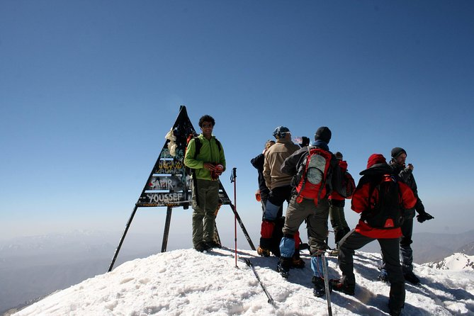Enjoy 2 days 1 night and hiking in the highest mountain in North Africa!!