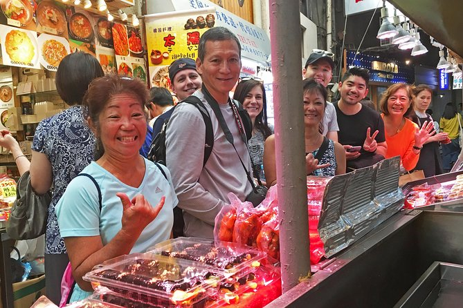 Comer, beber, andar de bicicleta: excursão gastronômica e de bicicleta por Osaka