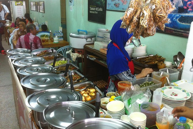 Street Food for all your senses in Phuket Town