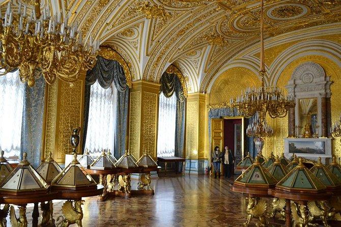 St. Petersburg: 3-Hour Skip-the-Line Hermitage Museum Tour