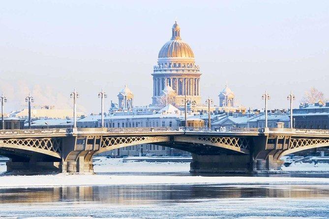 Winter Holidays in Saint Petersburg (2-Days Program)