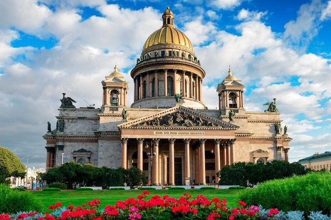 Saint Isaac's Cathedral Private Tour (Priority Access)