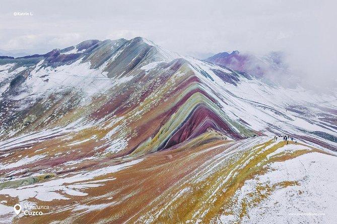 Rainbow Mountain Cusco Group Service
