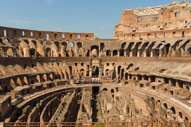 Skip the line: Colosseum, Palatine Hill, and Roman Forum Private Tour