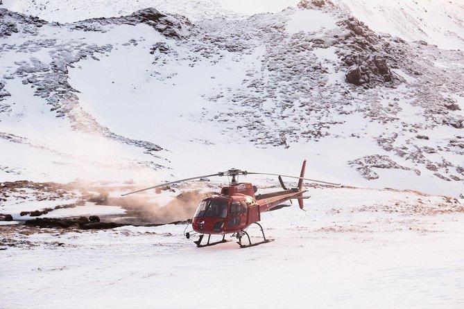 Reykjavik Helicopter Flight: Geothermal Landscapes