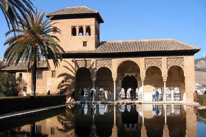 Alhambra Partal Palace