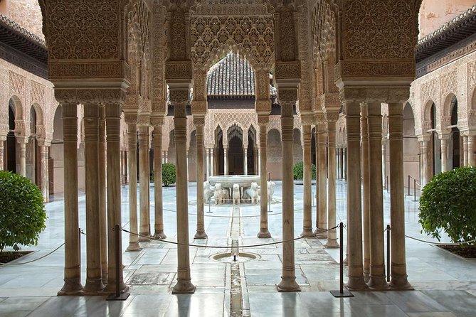 Alhambra und Generalife PRIVATE Tour