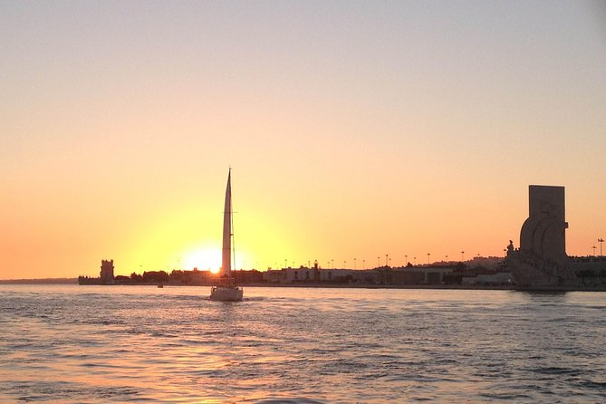 Sunset Boat Tour in Lisbon