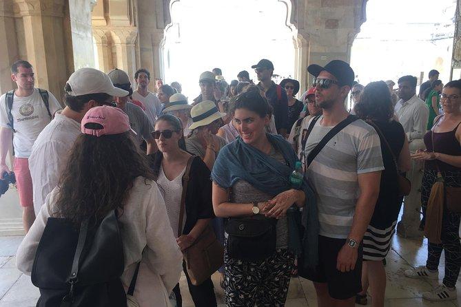 Jaipur Full Day Guiding tour