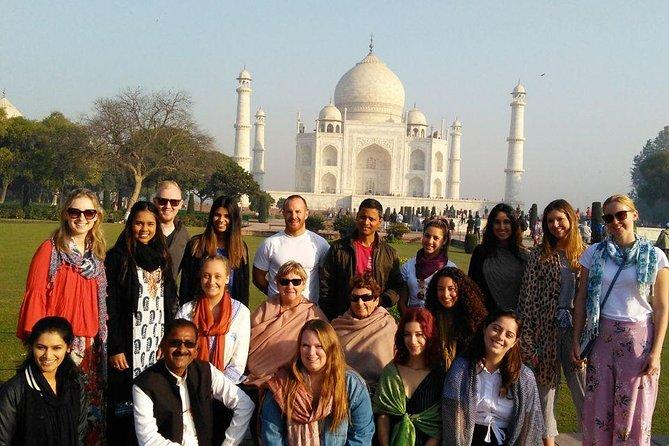 One Day Agra ( Taj Mahal ) private Tour
