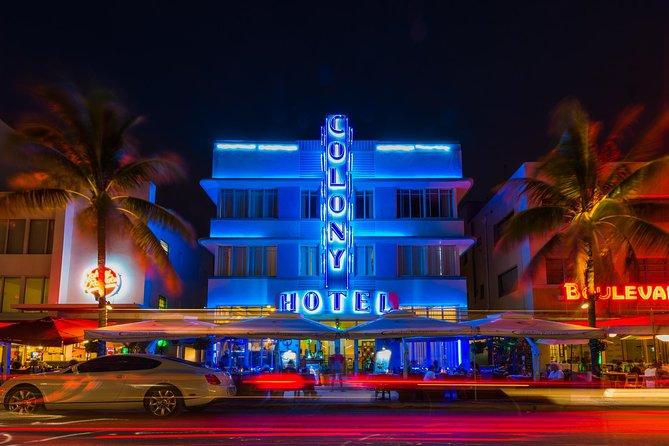 Miami Night Photography Tour