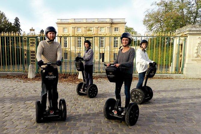 Recorrido en Segway por los jardines de Versalles