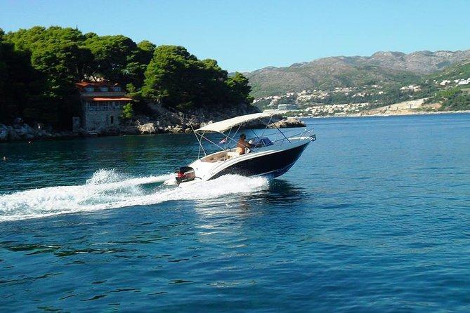 Islas Elaphiti Excursión en barco privado de día completo