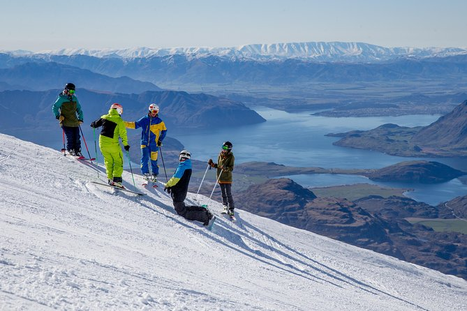 Learn to Ski 3-day Package at Treble Cone
