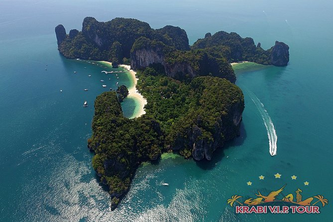 Koh Hong and Koh Yao Noi by Speed Boat from Krabi