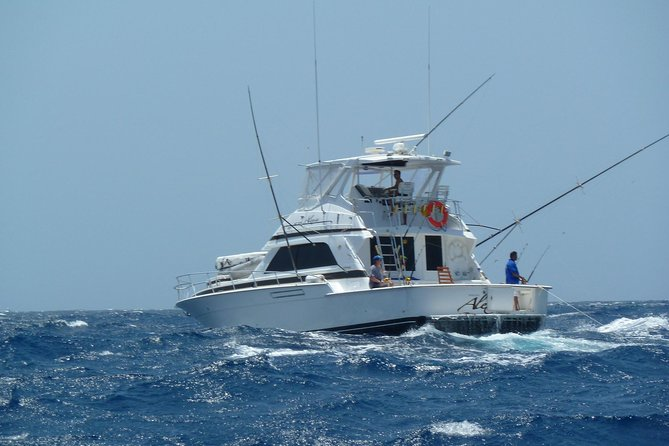 Curacao Fishing charter