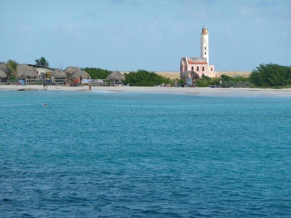 Curacao Speedboat beach break