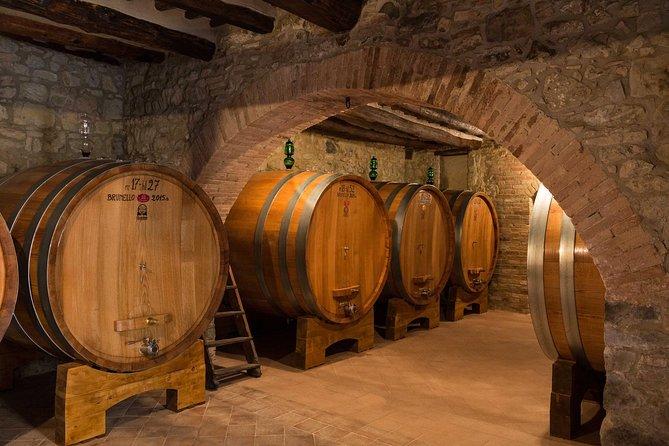 VAL D'ORCIA & PIENZA with BRUNELLO WINE