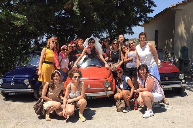 Original Fiat 500 Vintage Tour, ¡Conduce y sonríe!