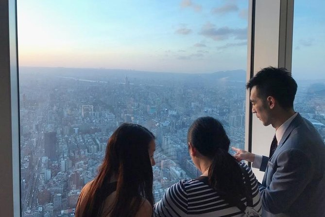 Taipei Day Tour including Taipei 101, Din Tai Fung and Hot Spring Experience