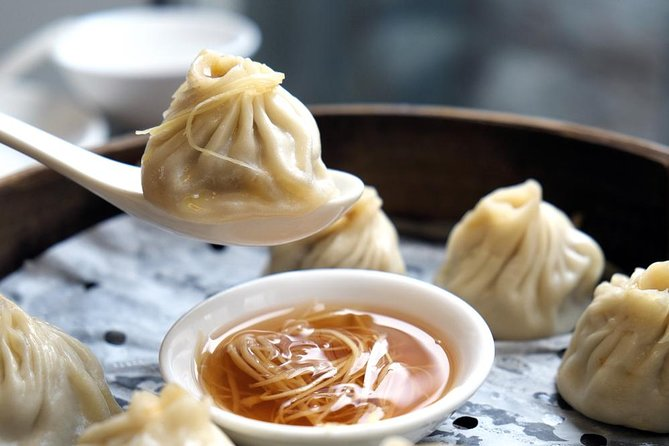 Dinner at Din Tai Fung with Luxury Chinese Massage Treatment