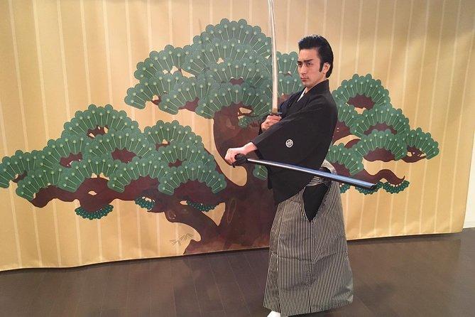 Tokyo Samurai Kembu Workshop
