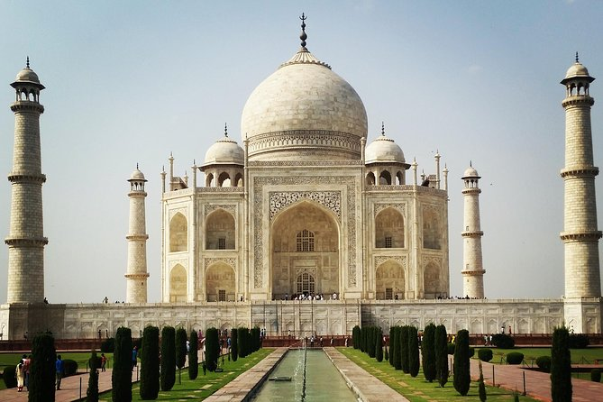 Agra Private Tour From Delhi Including Local Village Experience