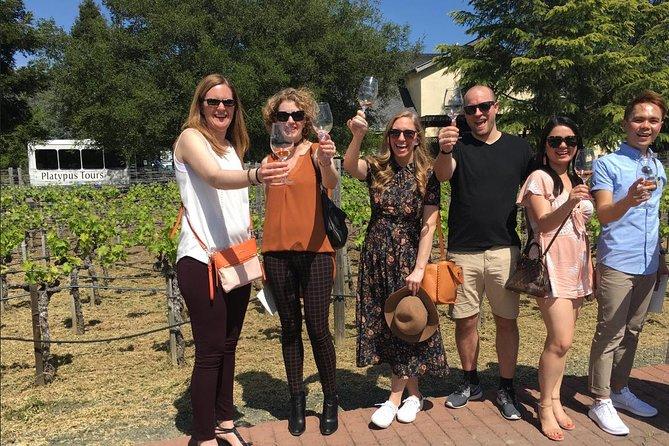 Kleinschalige wijnproeverijtour door North Sonoma County
