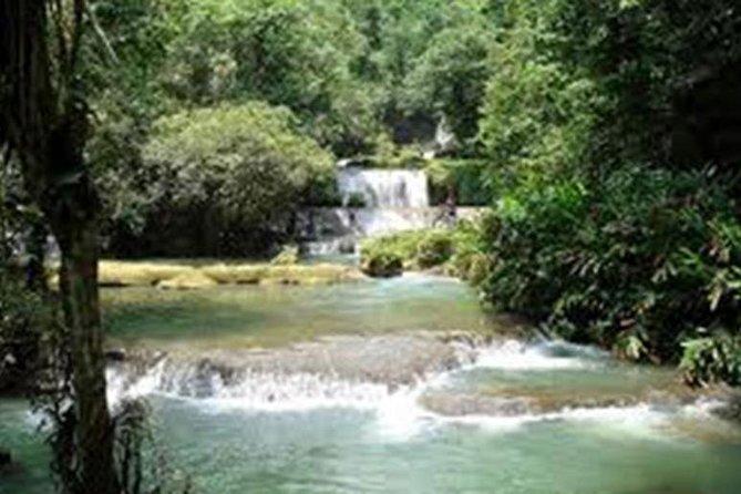 Tour Mayfields Falls Jamaica