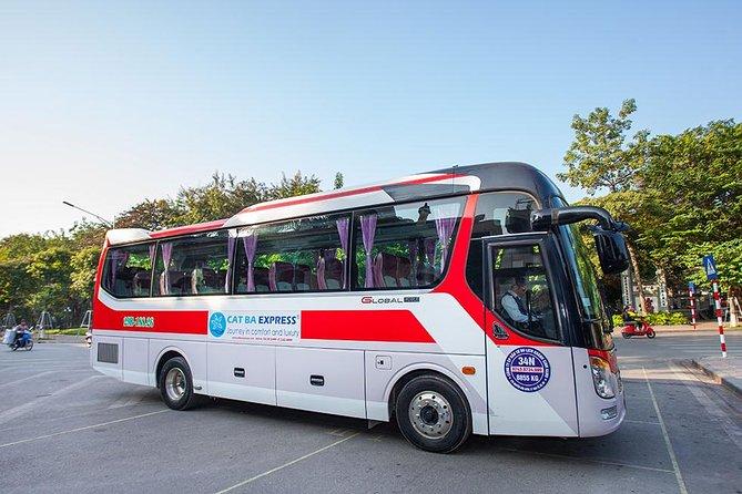 Daily Bus to Cat Ba -Cat Ba Express
