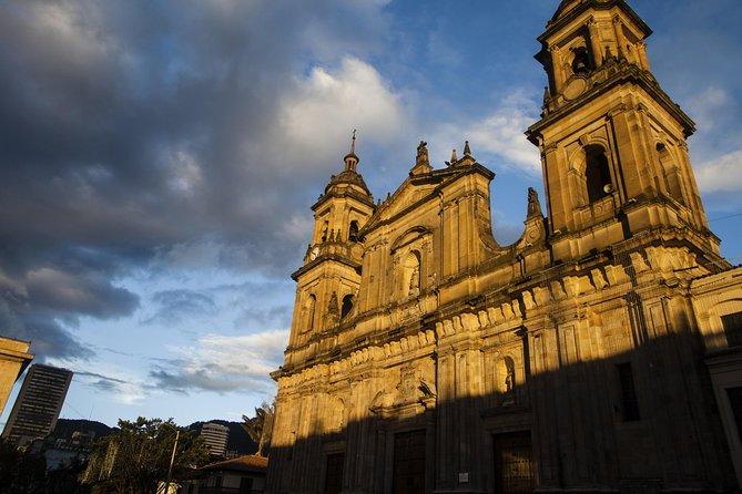Bogotá Small-Group Sightseeing Tour med Shopping på Zona Rosa