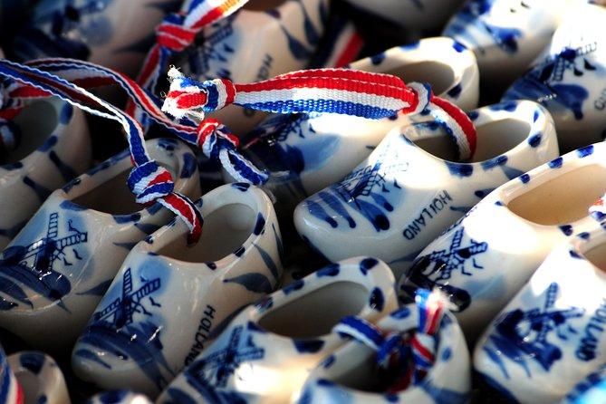 Learn about the city's famous porcelain Delft Blue