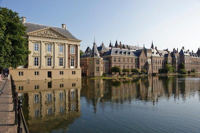 Privétour: Wandeling door Den Haag, inclusief Vredespaleis bezoekerscentrum