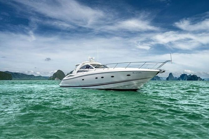 MY PORTOFINO 53 Luxury Cruise