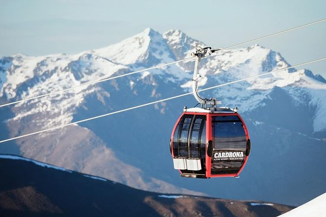 Cardrona Winter Gondola 1-Day Sightseeing Pass