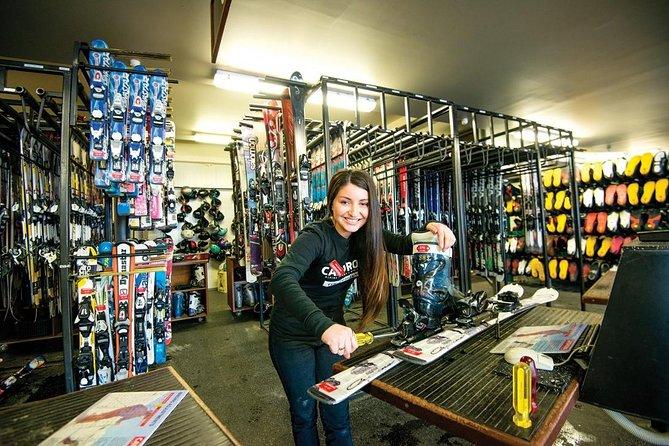 Cardrona Ski Pass & Rental Package