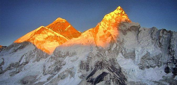 Everest Base Camp trek 14 dage