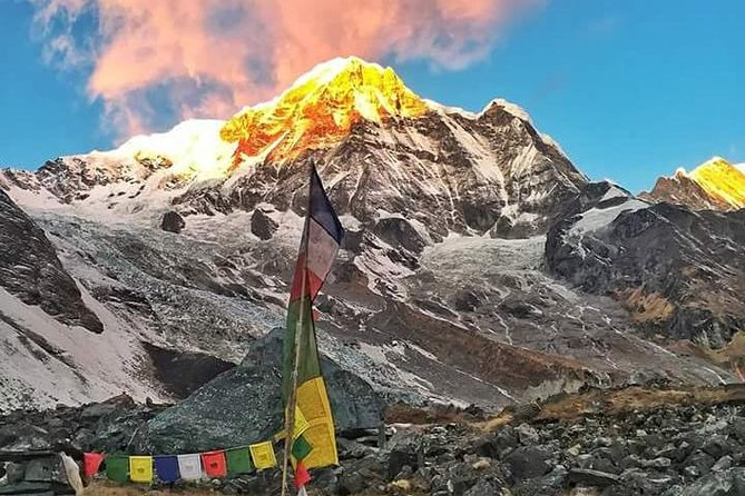 Annapurna Base Camp Trek 13 Days