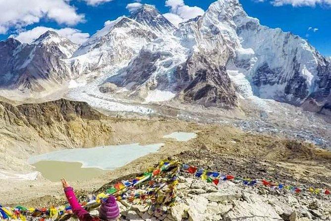 Viaje a Katmandú con 8 días Panaroma trekking a lo largo del Monte Everest