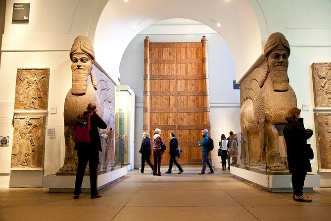 British Museum Highlights Private Tour in London including the Rosetta Stone