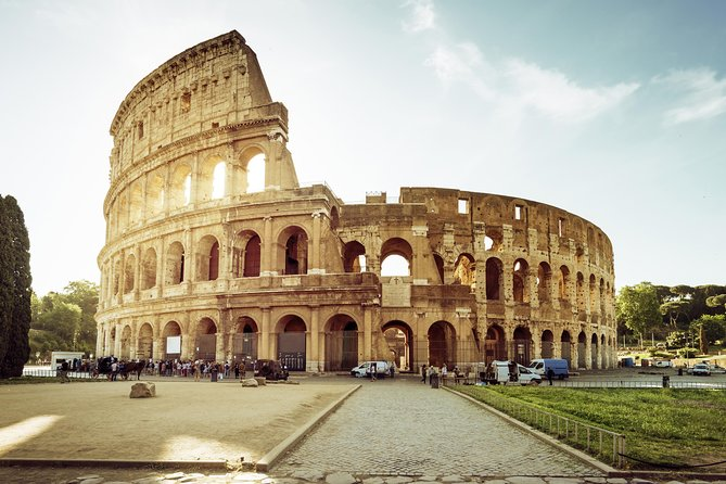 Priority Access - Colosseum Tour