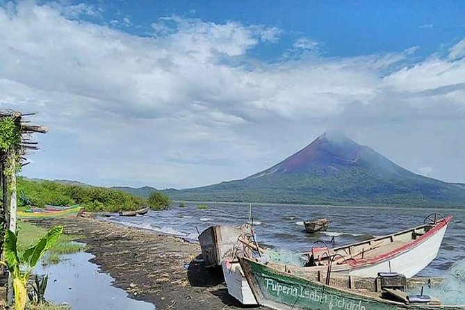 Nice View from Momotombo Volcano