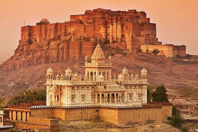 5 Days Private Heritage Triangle Tour Jaipur, Jodhpur, Udaipur.