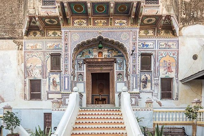Shekhawati Day Tour with Lunch from Jaipur