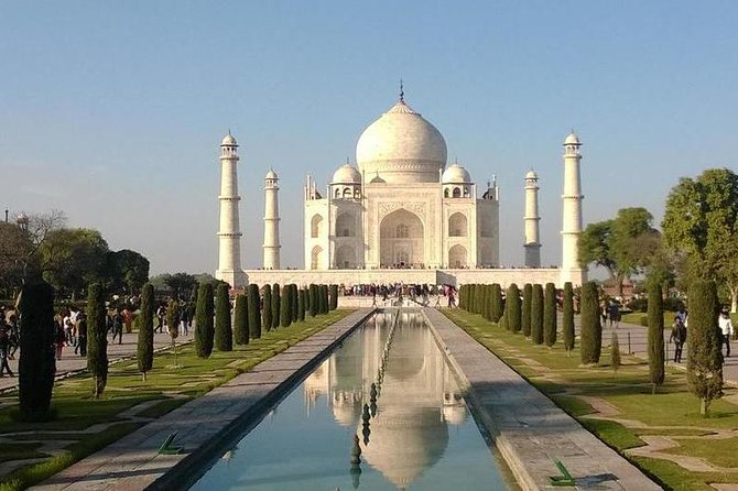 Agra Day Trip by Train from Delhi