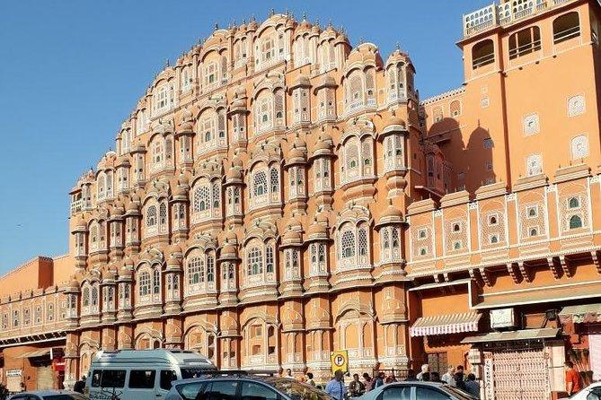 Delhi Jaipur Day Trip By Train